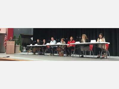 Meet The Candidates Night For CLSD
